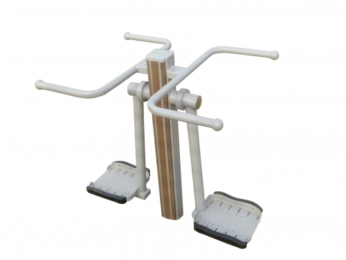WPC Lateral swing machine