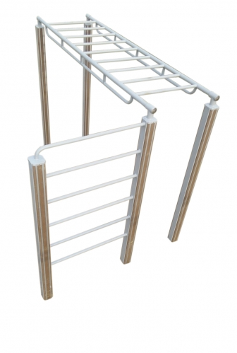 WPC Horizontal Ladder & Wall bars