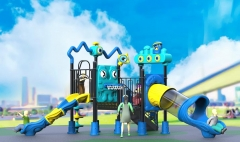 Outdoor Chilren Playground  QF-17001