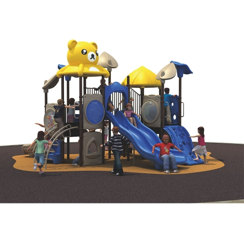 Outdoor Chilren Playground  QF-12601
