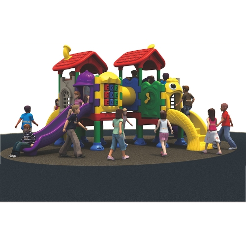 Outdoor Chilren Playground QF-14901
