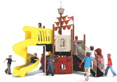 Outdoor Chilren Playground QF-10601