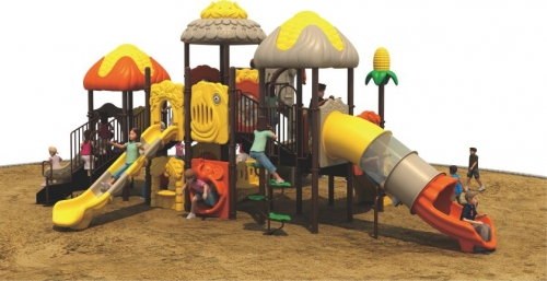 Outdoor Chilren Playground QF-04801