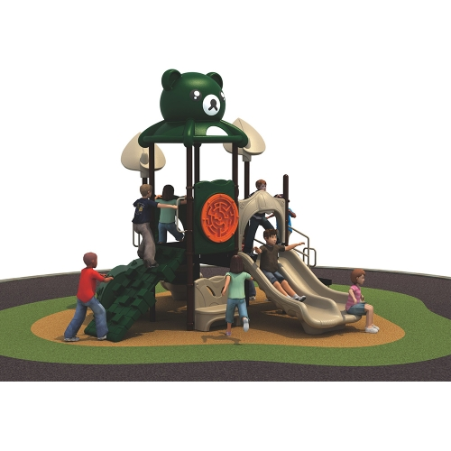 Outdoor Chilren Playground  QF-12401