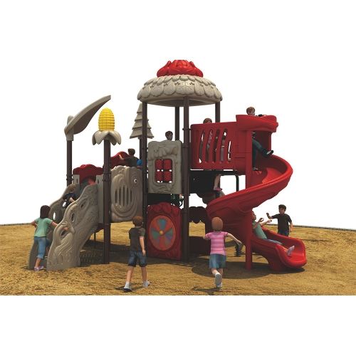Outdoor Chilren Playground QF-04901