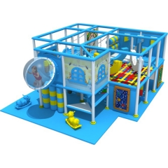 Indoor Chilren Playground  QF-17042