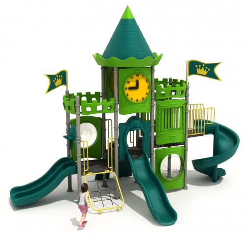 Outdoor Chilren Playground  QF-17019